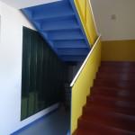 Centro Sénior - Escadas
