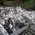 Cemitério de Gondarém - parte antiga