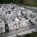 Cemitério de Gondarém - parte nova