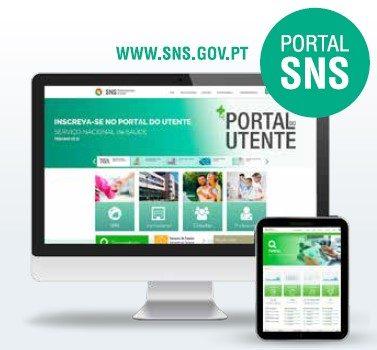 Portal do Serviço Nacional de Saúde