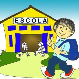 Primeiras Matrículas Escolares 2017/2018