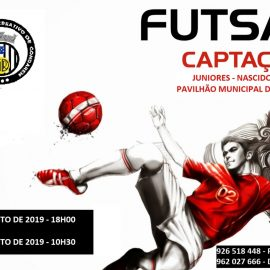 Captações Futsal